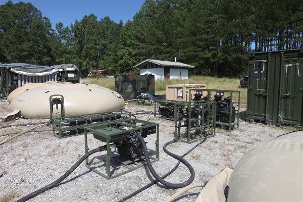 Система очистки и обессоливания для морской воды 2