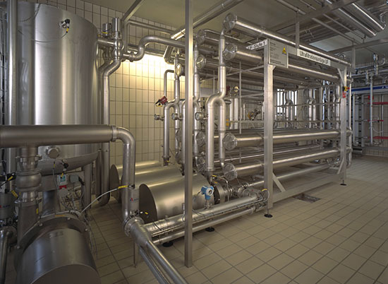 Применение мембранных технологий в производстве молочных продуктов