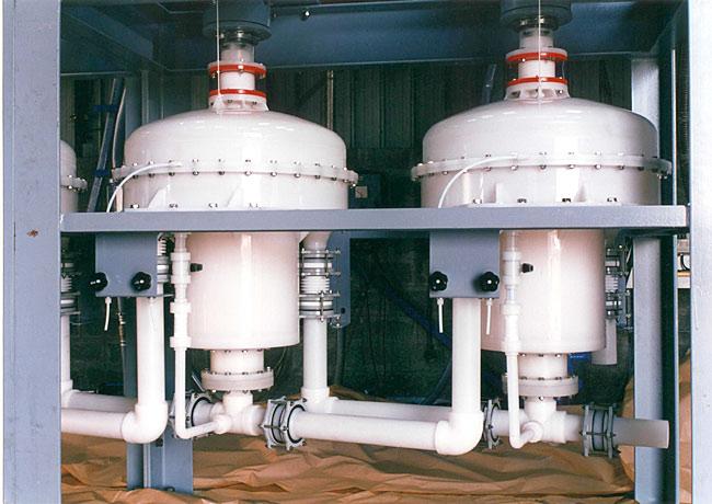 Экстракция | Промышленная водоподготовка и очистка сточных вод