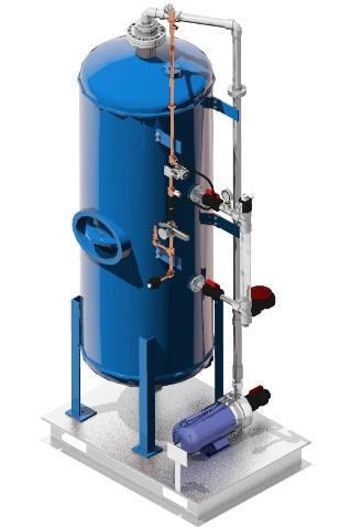 сатуратор для сточных вод