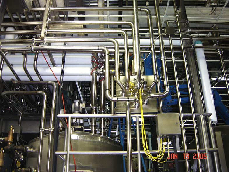 Дизайн трубопроводов